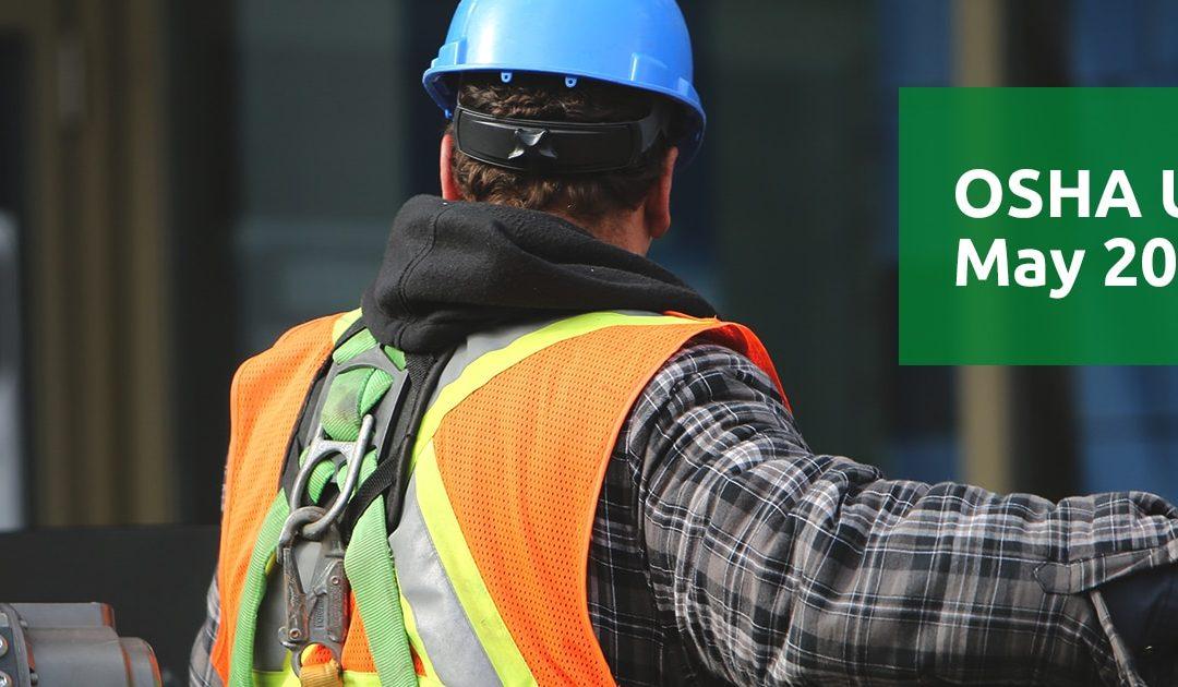 OSHA Update May 2017